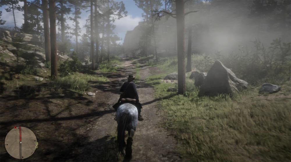 Red Dead Redemption 2 opis