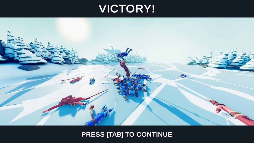 Totally accurate battle screenshot 4