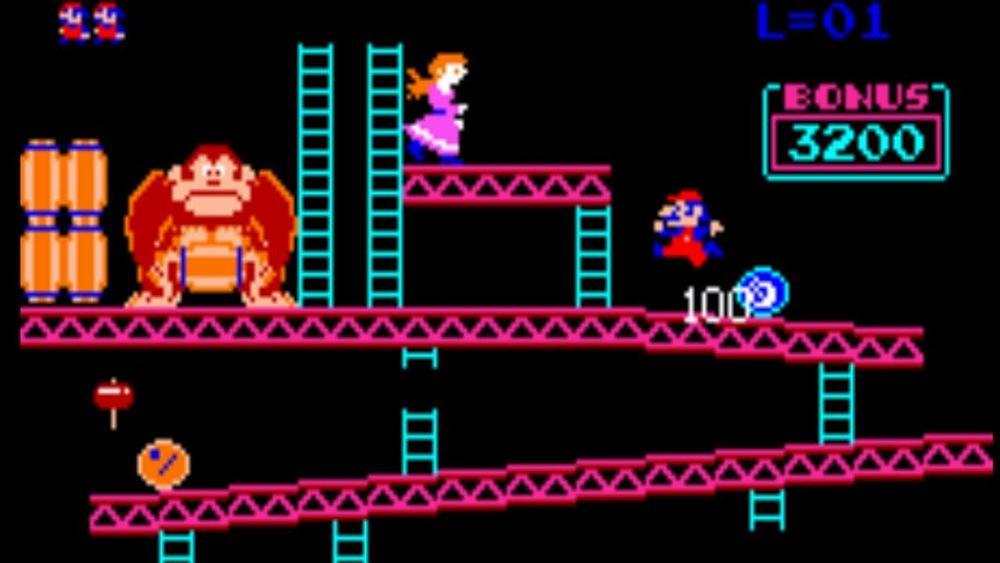 Donkey Kong Jumpman