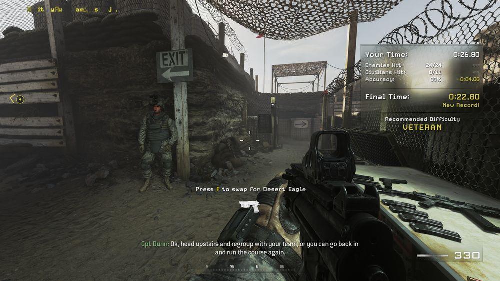 Call of Duty Modern Warfare 2 Remastered 1